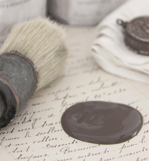 "Krijtverf Jeanne d'Arc Living ""Chocolate brown"""