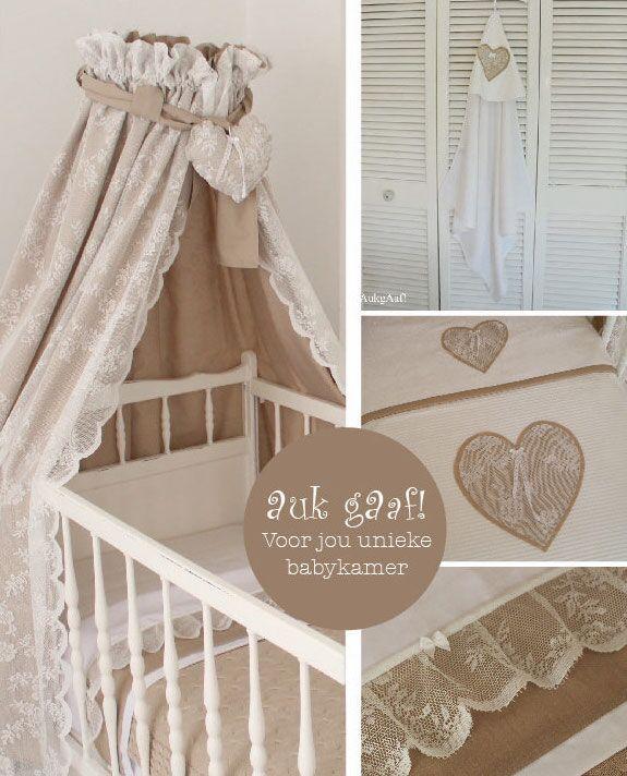 Aankleding babykamer