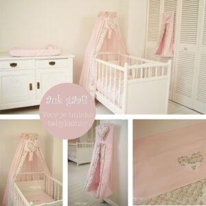 "babykamer aankleding set ""Suus"""
