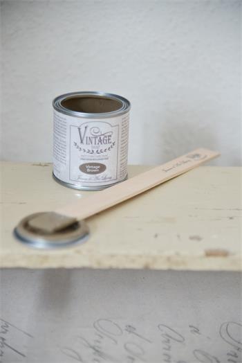 """Krijtverf Jeanne d'Arc Living """"Vintage brown"""""""