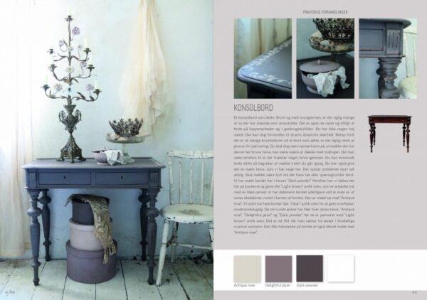 Jeanne d'arc livingVintage Paint boek