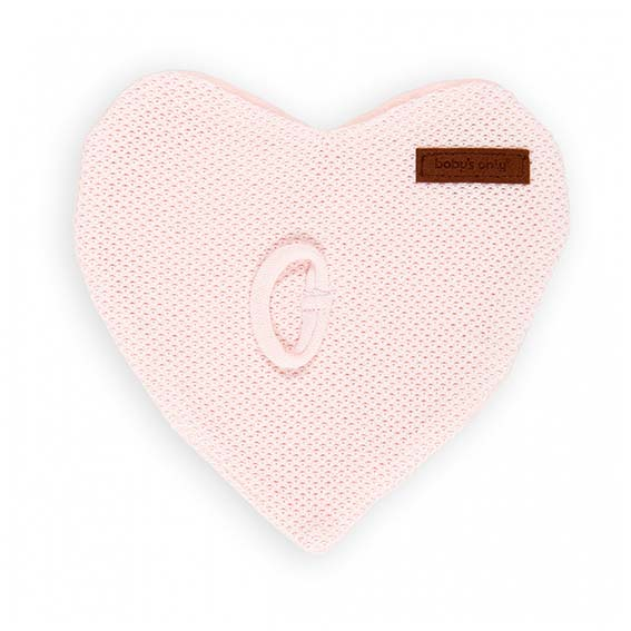 Baby's only speendoekje hart classic in diverse kleuren
