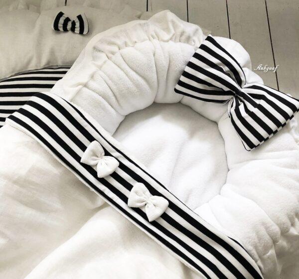 Babynest en babynest deken