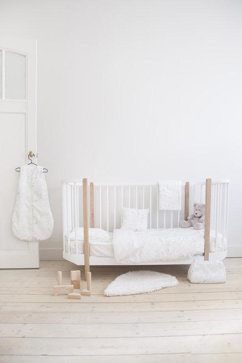 """Les Rêves d'Anaïs Sheet & pillowcase """"Cosmo"""""""