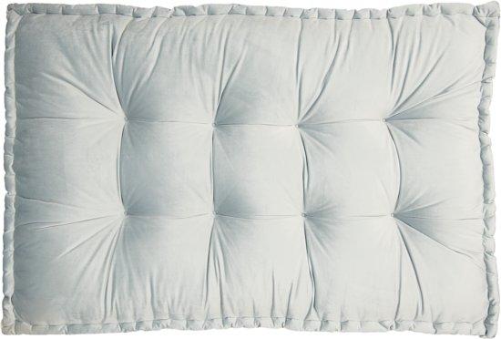 Clayre & Eef Palletkussen met foam 80*120*12 cm Groen | KT039.006LGR