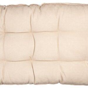 Clayre & Eef Palletkussen met foam 80*120*12 cm beige | KT039.007BE |