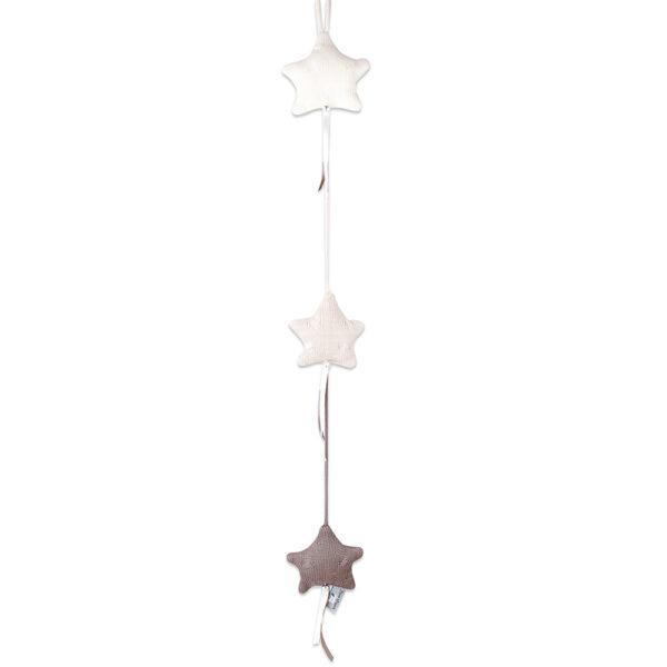 Baby's only decoratie slinger beige