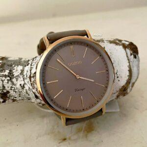 Oozoo horloge taupe SALE-50%